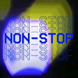 logo de non stop ciclo de mystrery friend